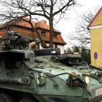Wojska NATO stacjonujące w Orzyszu i Bemowie Piskim w ten weekend będą gotowe do ewentualnych działań
