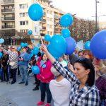 Niebieski Olsztyn w Światowym Dniu Wiedzy o Autyzmie. Zrozumienie, akceptacja i nauka – to najlepsze formy rehabilitacji