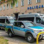 Dwoje policjantów z Mrągowa i pracownik cywilny Komendy Wojewódzkiej Policji w Olsztynie z prokuratorskimi zarzutami