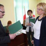 Sportowcy, trenerzy i działacze z gminy Dywity otrzymali nagrody za swoją działalność