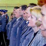 Olsztyńscy policjanci mają nowych szefów. Nominację na komendanta miejskiego odebrał młodszy inspektor Piotr Zabuski