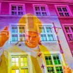 """W 12. rocznicę śmierci papieża Jana Pawła II w bazylice w Olsztynie odbył się specjalny koncert """"Requiem"""" Mozarta"""