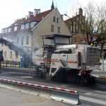 Zakończył się remont ulicy  Pieniężnego w centrum Olsztyna. Otwarcie już w nocy