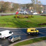 W ten weekend drogowcy wprowadzą drogową rewolucję w centrum Olsztyna! Powstaną dodatkowe ronda, a jedno zmieni się w turbinowe