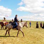 Majówka z łukiem i koniem, czyli międzynarodowe zawody historycznego łucznictwa w Grunwaldzie