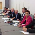 Członkowie izb rolniczych z Polski przedstawili swoje propozycje wiceministrowi rolnictwa Zbigniewowi Babalskiemu