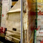 Rekordowa próba przemytu papierosów na granicy z rosyjskim Obwodem Kaliningradzkim. Kierowca stracił towar i auto