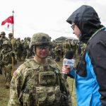 Żołnierze NATO rozpoczynają dziś ćwiczenia w Orzyszu