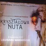"""Kto w tym roku wyśpiewał sobie drogę do sławy w Lidzbarku Warmińskim? Znamy zwycięzców Ogólnopolskiego Przeglądu Piosenki """"Kryształowa Nuta"""""""