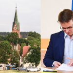 Mieszkańcy gminy Gietrzwałd odwołali w referendum wójta Marcina Sieczkowskiego