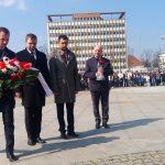 Obchody na Warmii i  Mazurach 7. rocznicy Katastrofy Smoleńskiej i 77. rocznicy Zbrodni Katyńskiej. 10 kwietnia 2010 roku na lotnisku Siewiernyj zginęło 96 osób. Nikt nie przeżył katastrofy