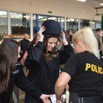Kandydaci na policjantów mogli poznać w Szczytnie tajniki przyszłej służby
