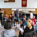 W Olsztynie zorganizowano warsztaty autentycznej muzyki bojkowskiej. Każdy mógł poznać muzyczne tradycje ukraińskich górali