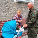 W Braniewie uroczyście pożegnano pierwszą zmianę Polskiego Kontyngentu Wojskowego Łotwa