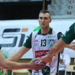 Adrian Buchowski zostaje w Olsztynie. Podpisał kontrakt na 2 lata