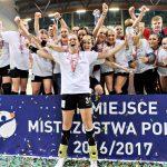 Szczypiornistki Kram Start Elbląg zdobyły brązowy medal po 17 latach!