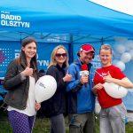 Mieszkańcy Olsztyna mogli podziwiać pokazy lotnicze i bawić się na Majówce Rotariańskiej