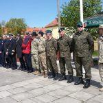 W Orzyszu pożegnano żołnierzy, którzy jadą na misję do Afganistanu