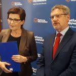 Warmińsko-mazurska Platforma Obywatelska odpowiada na pytania zadane opozycji przez Premier Beatę Szydło.