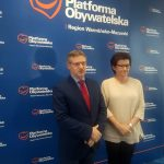 Posłowie PO z Olsztyna krytykują, poseł PiS odpowiada