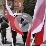 Zobacz, jak świętowano Dzień Konstytucji 3 Maja w Olsztynie