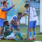Stomil Olsztyn przegrywa z Bytovią Bytów 0:1, ale zostaje w 1. lidze! Posłuchaj pomeczowych wypowiedzi zawodników Dumy Warmii