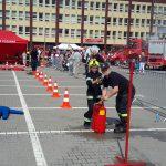 Pokazy sprzętu i umiejętności, konkursy i zabawy. W Olsztynie świętowano Wojewódzki Dzień Strażaka