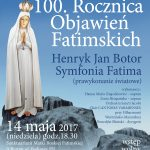Henryk Jan Botor-Symfonia Fatima