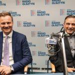 """""""Praca w polityce jest trudna, wymaga od nas czasu i odwagi"""". Dariusz Rudnik (PiS) i Marcin Kuchciński (PO) gośćmi Porannych Pytań"""