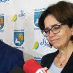 Minister cyfryzacji Anna Streżyńska odwiedziła Ełk. Miasto testuje e-dokumenty