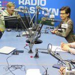 Politycy dyskutowali o dwukadencyjności w samorządach, notowaniach polskiej gospodarki i roszczeniach późnych przesiedleńców