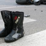 Śmiertelny wypadek w Bartoszycach. Nie żyje motocyklista