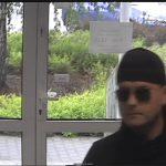 Komendant policji powołał specjalną grupę, która ma schwytać mężczyznę, który napadł na bank w Olsztynie