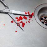 Lidzbark Warmiński: Agresywna matka ugodziła syna nożyczkami