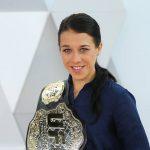 Mistrzyni świata MMA, olsztynianka Joanna Jędrzejczyk planuje stoczyć jeszcze jedną walkę w tym roku