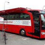 Wystartowała wakacyjna akcja pobierania krwi w specjalnym autobusie
