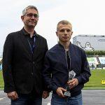 Patryk Kun najlepszym piłkarzem Stomilu Olsztyn – zwyciężył w plebiscycie Słuchaczy Polskiego Radia Olsztyn!