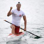 3 starty i 3 medale. Świetne występny Mateusza Kamińskiego na Mistrzostwach Polski