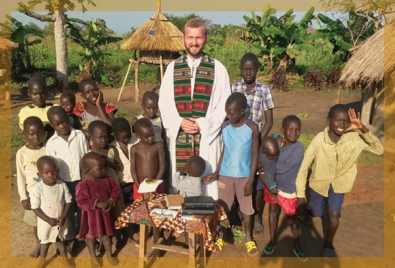 Werbiści zbierają znaczki, by wspomóc misje w Afryce : Radio Olsztyn