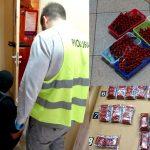Policyjna akcja w sklepie z dopalaczami na olsztyńskim Zatorzu. Dwa dni wystarczyły, aby zamknięty sklep ponownie zaczął działać