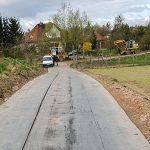 Gumowa droga koło Kisielic zostanie udoskonalona. Holenderska firma sprawi, że jej nawierzchnia stanie się mniej poślizgowa