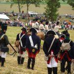 Armia napoleońska w Lidzbarku Warmińskim. Inscenizacja wielkiej bitwy pod Heilsbergiem