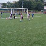 Młodzi piłkarze z Olsztyna zagrali gościnnie w Legii Warszawa