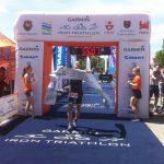 Garmin Iron Triathlon w Elblągu – zawodnicy z Warmii i Mazur bez medali