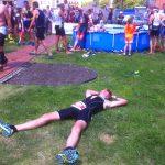 Triathlonowe zawody w cieniu tragedii. Podczas rywalizacji utonął jeden z zawodników