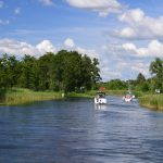 Na to czekali żeglarze! Dziś otwarto szlak Wielkich Jezior Mazurskich i rzeki Pisy