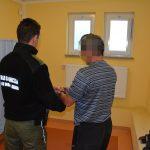 Członek grupy przestępczej zatrzymany na granicy