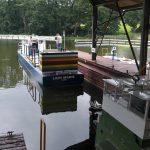Jezioro Silm i jeden z trzech ośrodków szkoleniowych na świecie