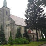Kościół w Łęgowie