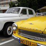 1 czerwca do Lidzbarka przyjadą zabytkowe samochody